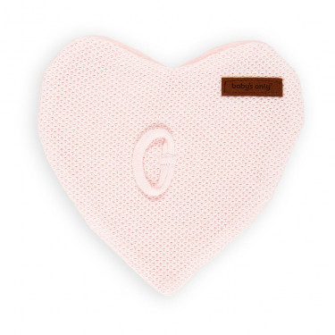Baby's Only Pacifier Cloth Classic Pink