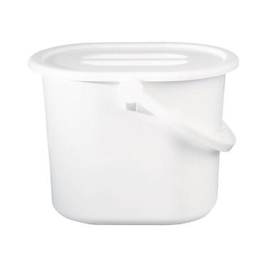 Bebe-Jou Nappy Bucket White