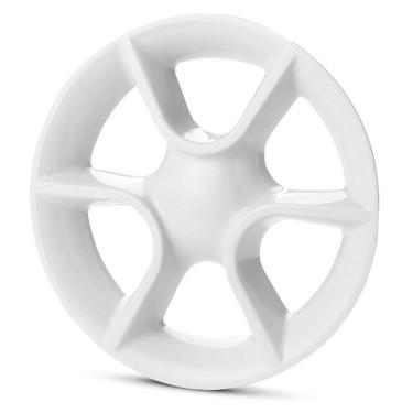 Quinny Moodd Front Wheel Cap White (part)