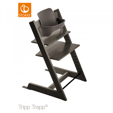 Stokke® Tripp Trapp® High Chair + Baby Set™