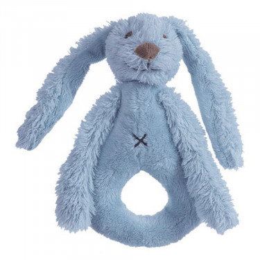 Happy Horse Deep Blue Rabbit Richie Rattle (18 cm)