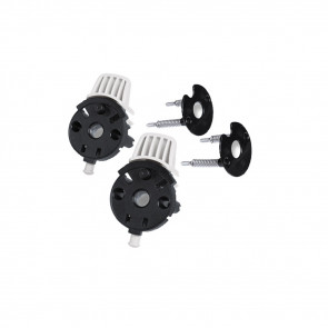 Bugaboo Buffalo Swivel Wheel Locks Replacement Set (part)