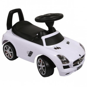 Mercedes Benz SLS AMG Ride-On Car White