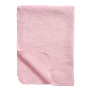 Meyco Crib Blanket Uni Light Pink