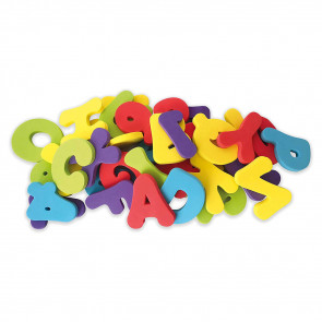 Nuby Bath Toys Letters and Numbers - 12m+