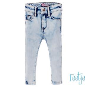 Feetje Light blue slim fit denim girls 56