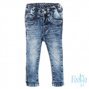 Feetje Power Stretched Slim Fit Denim Blue 68