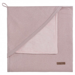 Baby's Only Wrapping Cloth Soft Sparkle Silver-Pink Melange