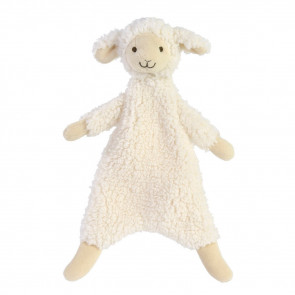 Happy Horse Lamb Leo Cuddle Cloth 23 cm Ivory