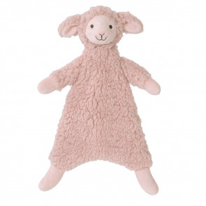 Happy Horse Peach Lamb Lotus Cuddle Cloth 23 cm