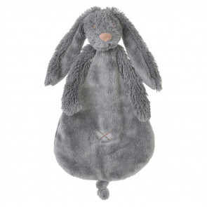 Happy Horse Deep Grey Rabbit Richie Cuddle Cloth 25 cm