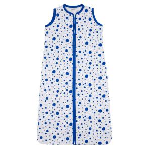 Meyco Sleeping Bag 90 cm Dots Bright Blue
