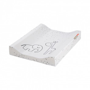 Done by Deer Changing Pad Dreamy Dots White
