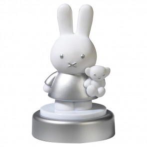 Miffy Night Light Silver