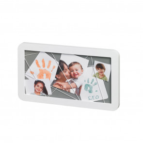 Baby Art Souvenir Bord White/Grey