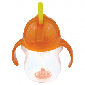 Munchkin Click Lock Tip & Sip Straw Cup (207ml)