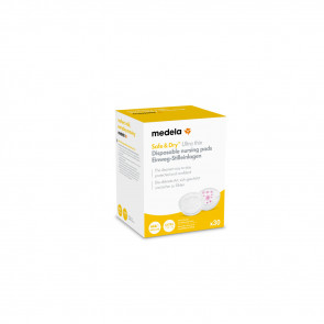 Medela Disposable Nursing Pads – Ultra Thin 30 pieces