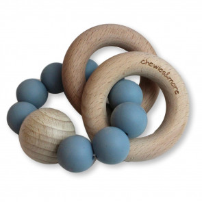 Chewie Rattle Dusty Bleu