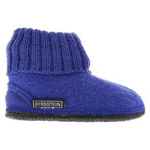 Bergstein Cozy House Shoe Cobalt Blue