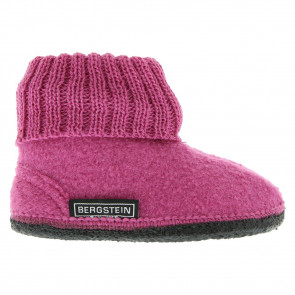 Bergstein Cozy House Shoe Pink