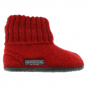 Bergstein Cozy House Shoe Red