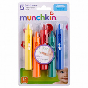 Munchkin 5 Bath Crayons