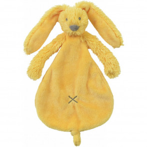 Happy Horse Yellow Rabbit Richie Cuddle Cloth 25 cm