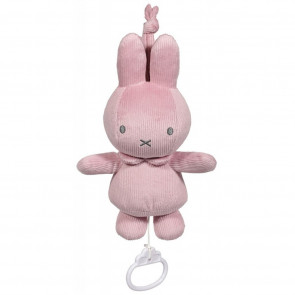 Miffy Music Box Pink Baby Rib