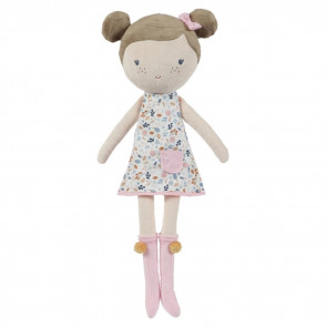 Little Dutch Cuddly Doll Rosa 50cm