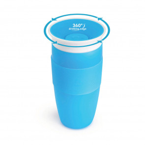 Munchkin Miracle Sippy Cup Big Blue (414ml)