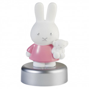 Miffy Night Light Pink