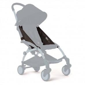 Babyzen Yoyo+ 6+ seat base (seat base, canopy wires, rain cover)