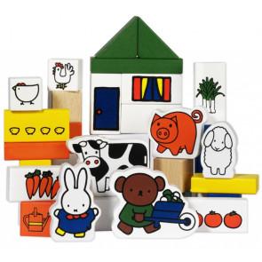 Miffy Blocks Farm