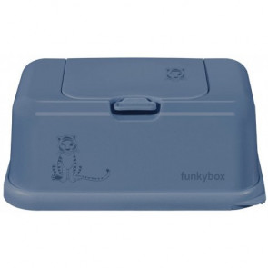 Funkybox Jeans bleu - Tiger