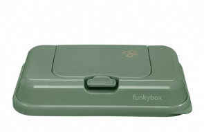 Funkybox to Go Olive Green Clover