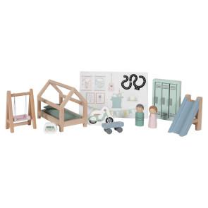 Little Dutch Extension Set Dollhouse Children's Room