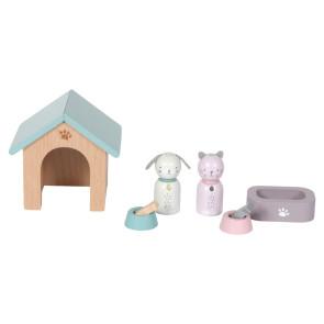 Little Dutch Extension Set Dollhouse Pets