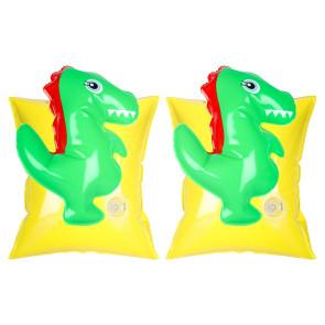 Swim Essentials 3D Dinosaur Armbands 2 to 6 Years