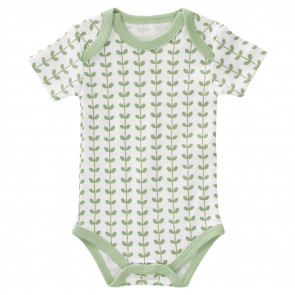 Fresk Onesie Leaves Mint 0-3 months