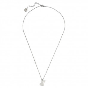 Proud MaMa Necklace Silver Heart