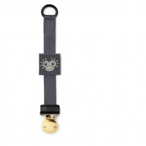 Elodie Details Pacifier Clip Playful Pepe Patch