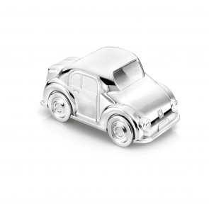 Zilverstad Money-Box Car Silver Plated