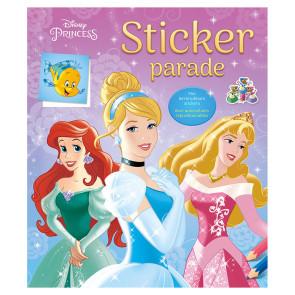 Sticker Parade Princess