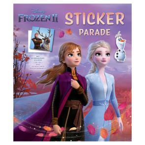 Sticker Parade Frozen 2