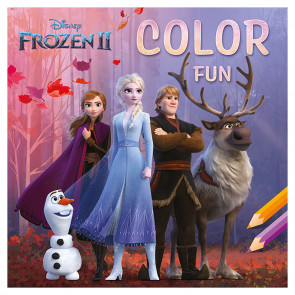 Color Fun Frozen 2