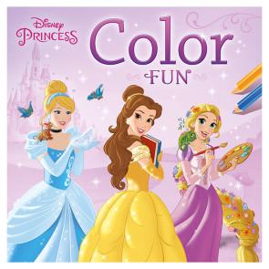Color Fun Disney Princess