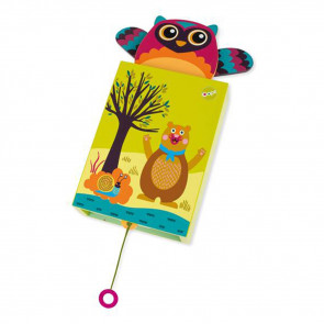 Oops Musical Pop-Up Friend Peekaboo Musical Box