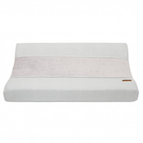 Baby's Only Changing Pad Cover Classic Silver Grey
