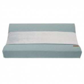 Baby's Only Changing Pad Cover Classic Stone Green