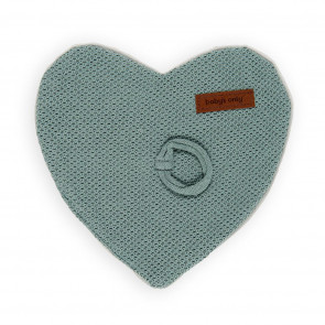 Baby's Only Pacifier Cloth Classic Stonegreen